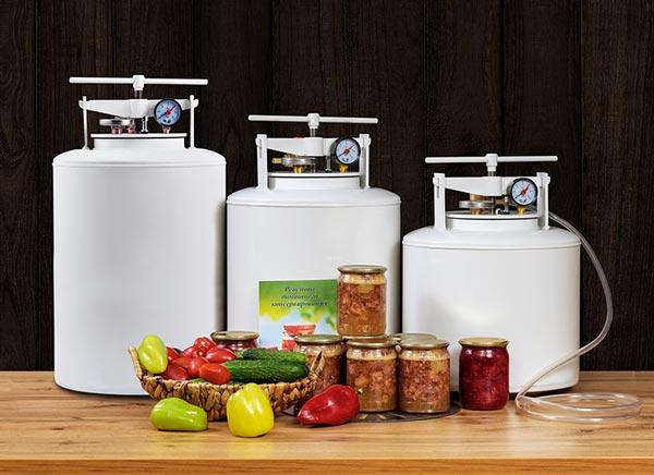 Купить автоклав для приготовления тушенки в домашних условиях в красноярске самогонные аппараты от шульмана